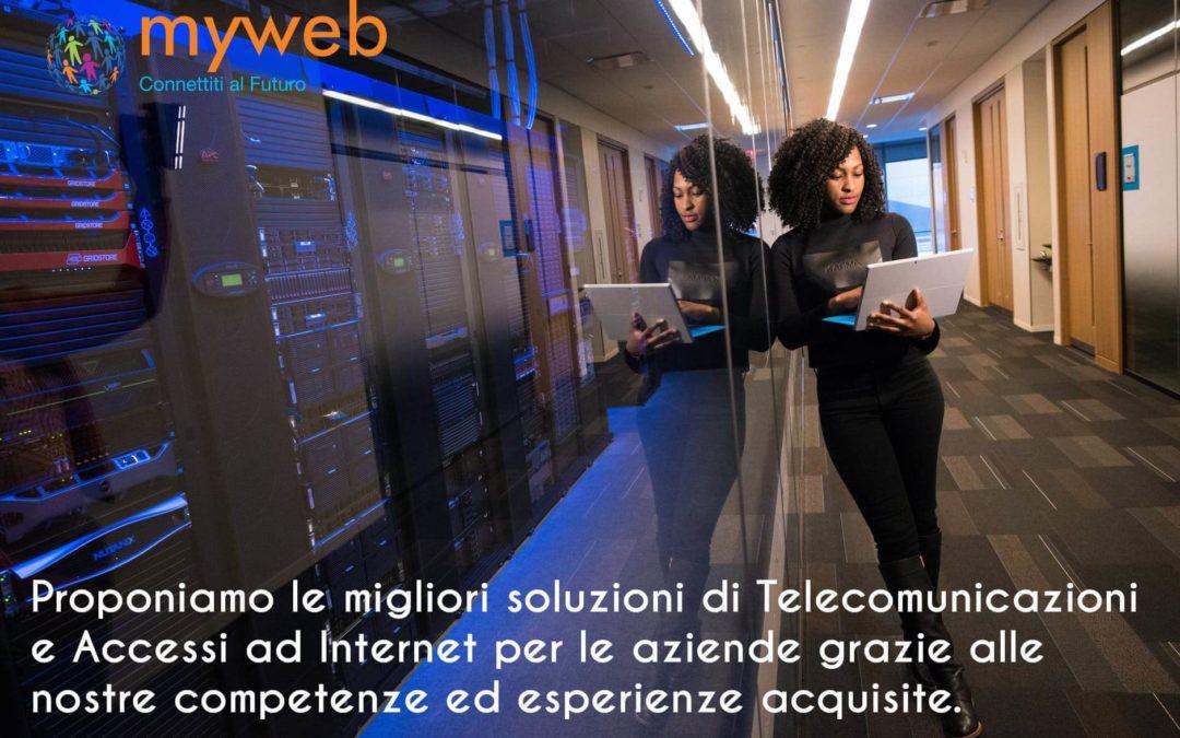 Fibra a Udine (Fibra Ottica a Udine): Scegli Myweb per le tue Connessioni
